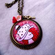 Martina Art Pendant